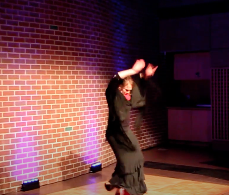 """Featured image for """"Flamenco derives at the Conference """"Spectacle of Fascism""""  Friday, April 7, 2017. Vancouver BC. SFU Institute for the Humanities."""""""