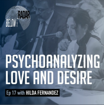 """Featured image for """"Psychoanalyzing love and desire with Hilda Fernandez In conversation with Am Johal"""""""